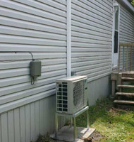 Daikin Single Zone mini home190x200