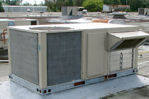 Rooftop Air Handling Unit300x200